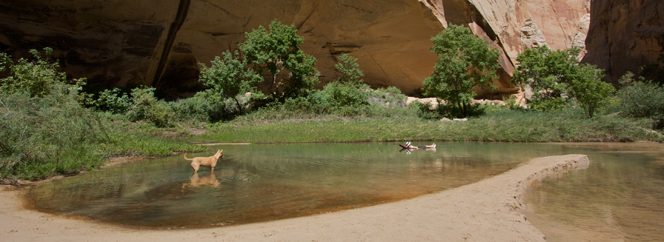 Death Hollow+Escalante River, September 2010