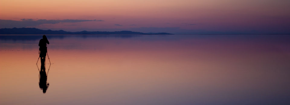 The Great Salt Lake, September 2011