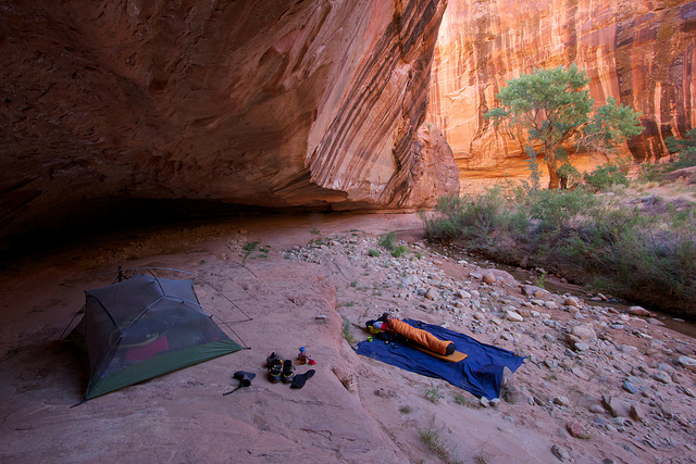 Willow Gulch Camp