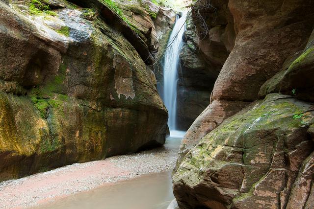 Bear Trap Falls