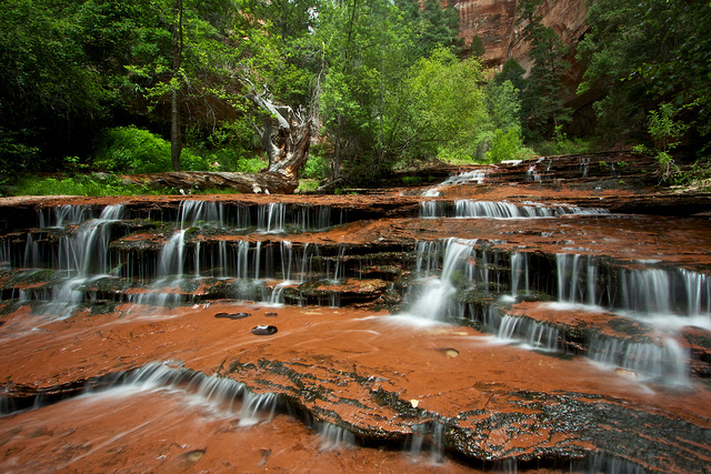 Red Falls