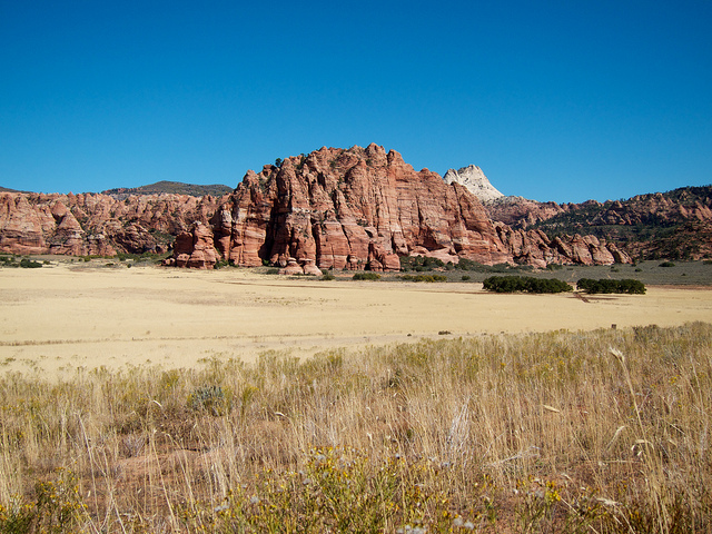 Along the Kolob Terrace Road