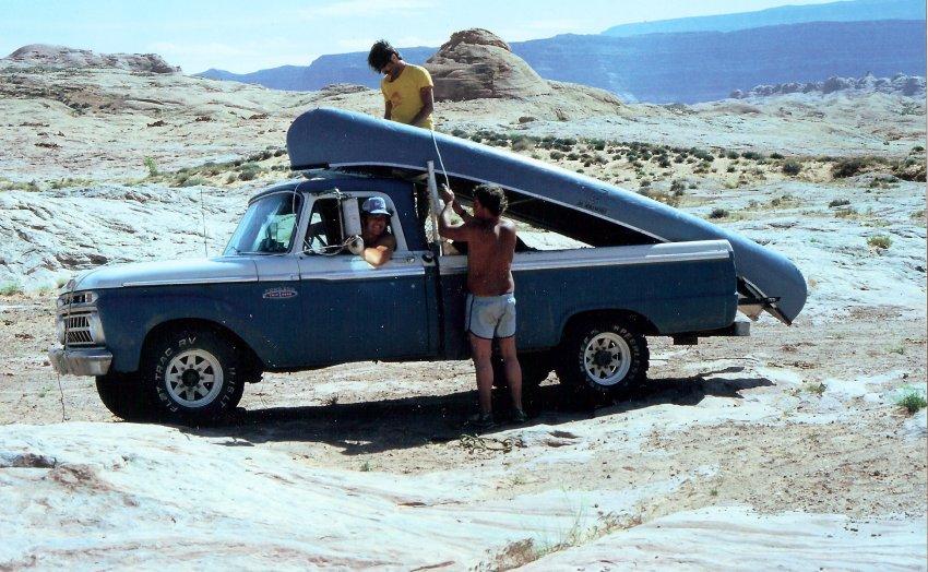 1980 Hole in the Rock Canoe Trip - 03.jpg