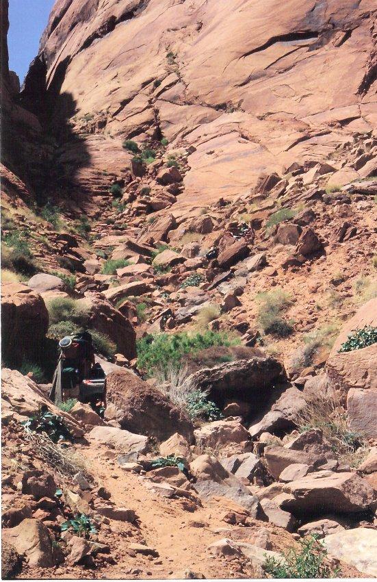 1980 Hole in the Rock Canoe Trip - 07.jpg