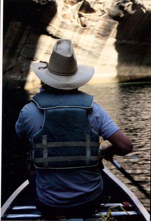 1980 Hole in the Rock Canoe Trip - 11.jpg