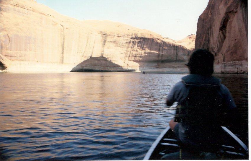 1980 Hole in the Rock Canoe Trip - 12.jpg
