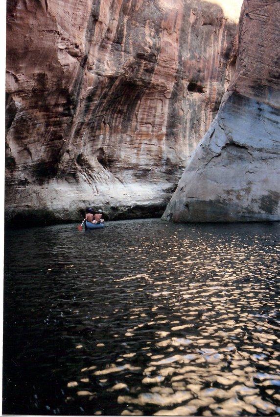 1980 Hole in the Rock Canoe Trip - 15.jpg