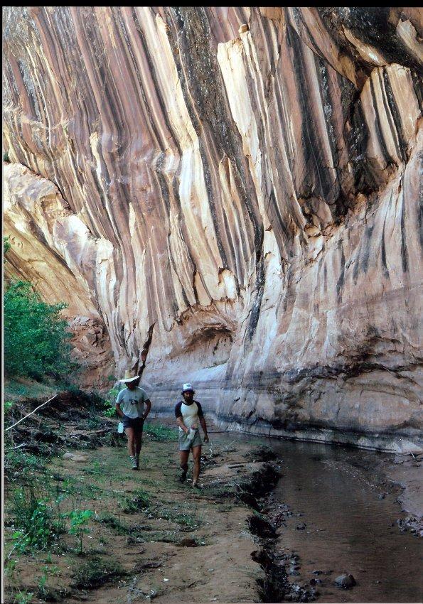 1980 Hole in the Rock Canoe Trip - 16.jpg