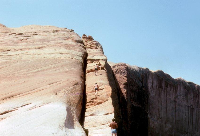 1980 Hole in the Rock Canoe Trip - 23.jpg
