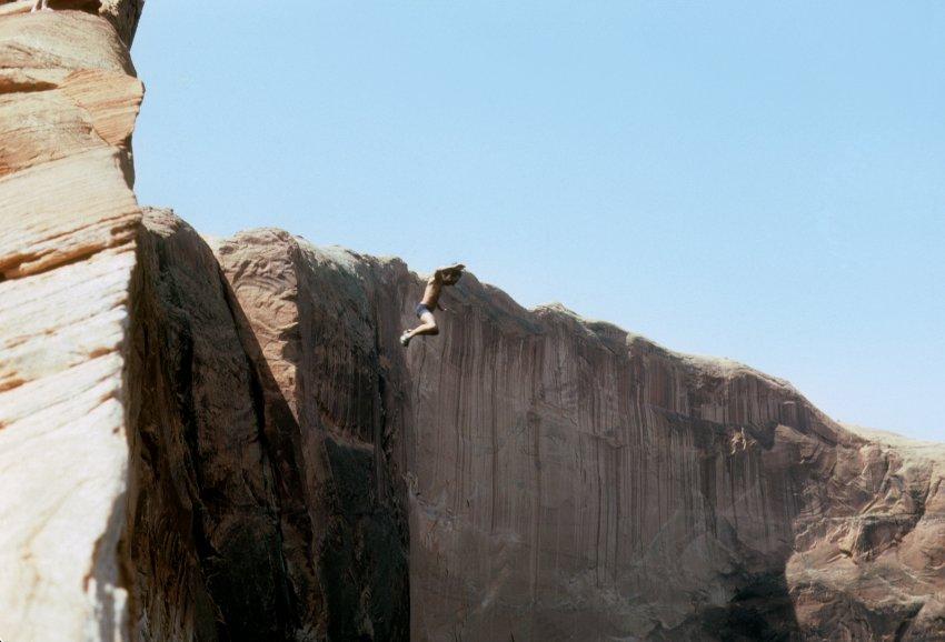 1980 Hole in the Rock Canoe Trip - 24.jpg