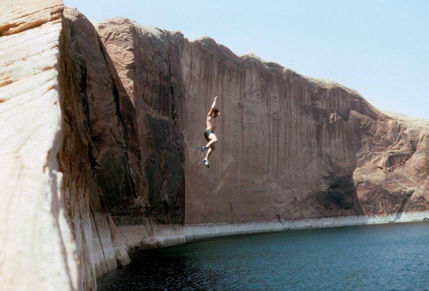 1980 Hole in the Rock Canoe Trip - 25.jpg