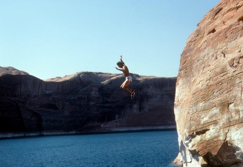 1980 Hole in the Rock Canoe Trip - 27.jpg