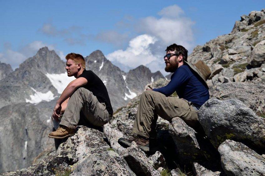 2-David and James at the Saddle.jpg