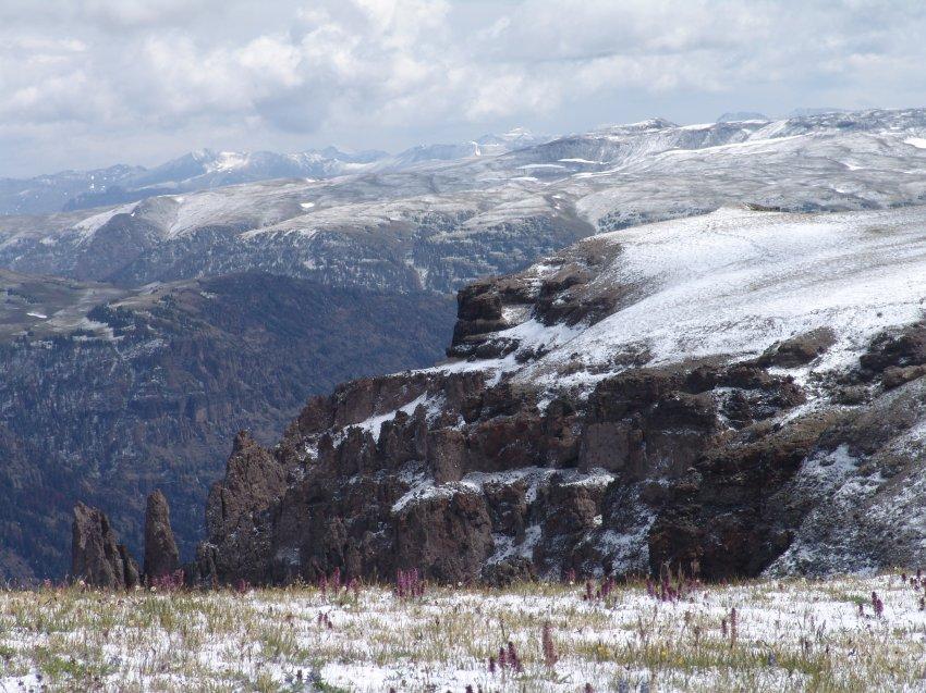 Absaroka Austin Peak And Elephant Heads in SnowTo Cub Creek And Beyond.jpg