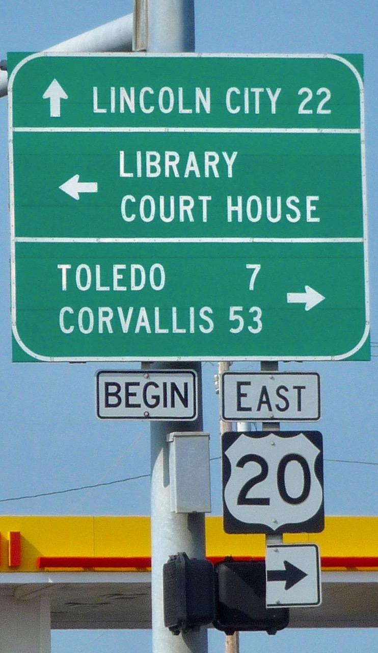 Beginning in Oregon of Eastbound RT20- P1120302.jpg