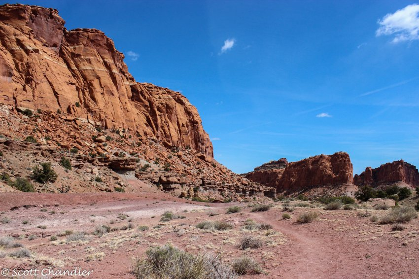 Capital Reef- Chimney Rock-Spring Canyon 011.jpg