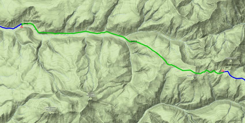 Lamar  Valley Hoodoo Basin route 2.png