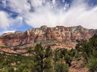 Chinle trail, Zion