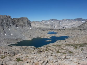 Isosceles Lake