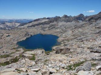 11523' Lake (Palisade Basin)