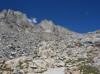 N Palisade and Polemonium Peak