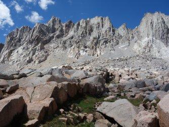 Starlight Peak, N Palisade, Polemonium Peak