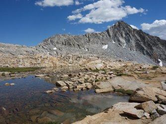 Peak 12698 near Potluck Pass