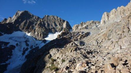 Norman Clyde Glacier