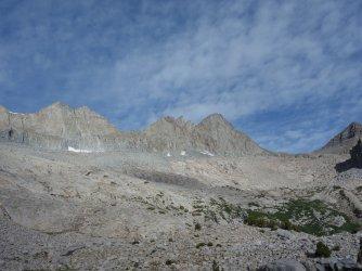 View toward Mt Sill